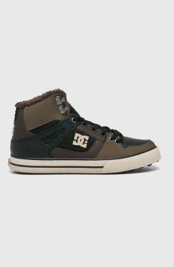 a8d36f777afa3 Sneakersy DC - Muirland ADYB700021 Wheat značky DC - Lovely.sk