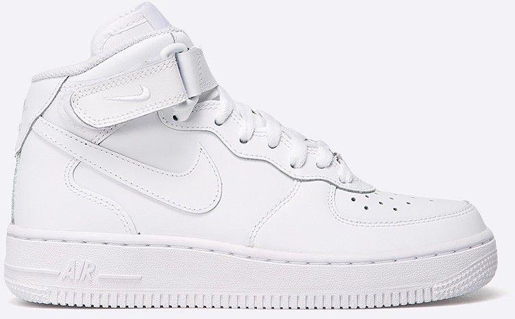 Nike Kids Detské topánky AIR FORCE 1 MID GS
