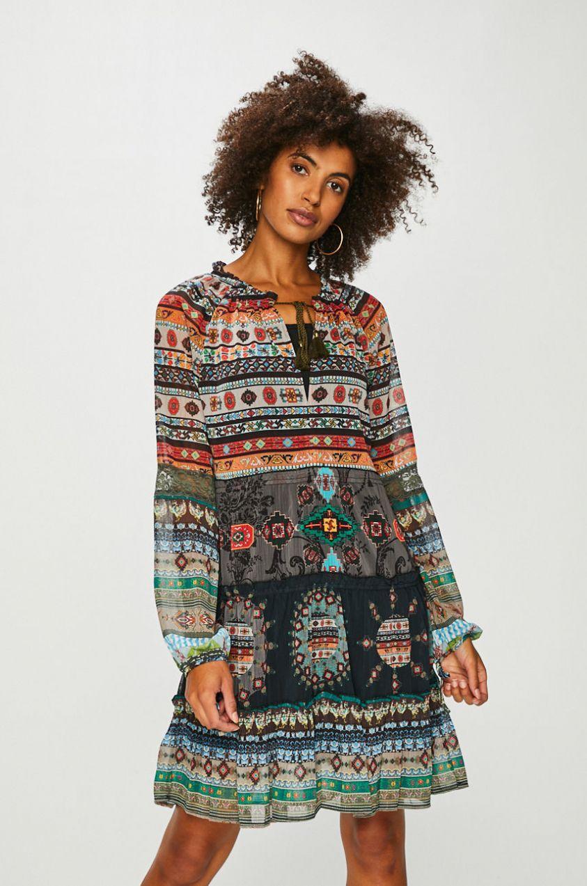 ba2a2f99a325 Desigual - Šaty značky Desigual - Lovely.sk