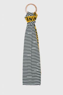 614753e10f Tommy Hilfiger zimný pánsky šál Knitted Check Scarf značky Tommy ...