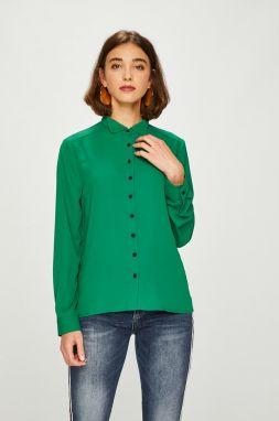 9193857aa941 Brakeburn Dámska košeľa BBLSHT00646 ss15 zelená značky Brakeburn ...
