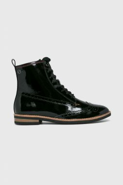 Členková obuv TAMARIS - 1-26712-39 Black 001 značky Tamaris - Lovely.sk 9b5bfe29b4