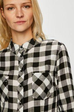 68cbab84ff15 Tmavosivá dámska košeľa Superdry Military značky SuperDry - Lovely.sk