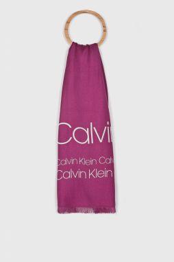 Fialový pletený nákrčník DOKE značky DOKE - Lovely.sk d0b3f28aac