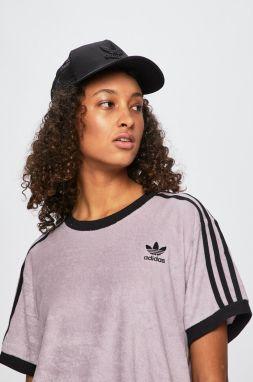 acd7e84a4d89 Fialové dámske melírované tričko s vysokým golierom Ragwear Highway ...