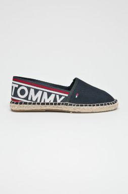 Espadrilky TOMMY JEANS - Knit Tommy Jeans Hybrid Shoe EN0EN00581 ... ad760bf145a