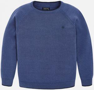 e22a37ec6853 Béžovo–čierny chlapčenský pruhovaný sveter Name it Mones značky name ...