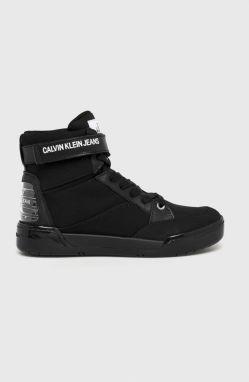 e24d4e6419 Členková obuv CALVIN KLEIN JEANS - Serena RE9618 Black značky Calvin ...