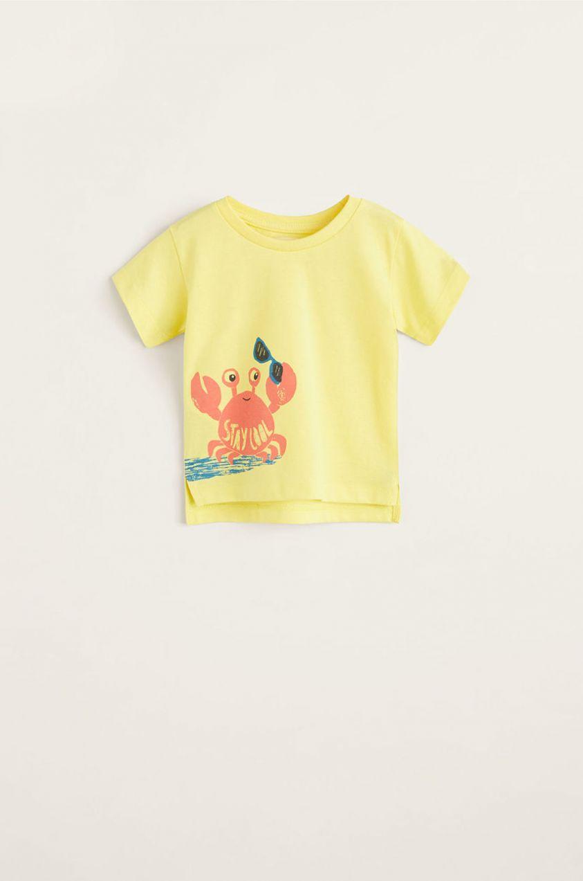 403af74757cb Mango Kids - Detské tričko Polo 80-104 cm značky Mango Kids - Lovely.sk