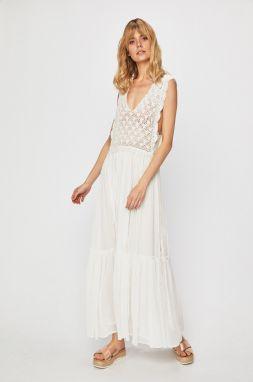 7cf3891b4d14 Biele plážové šaty - Lovely.sk