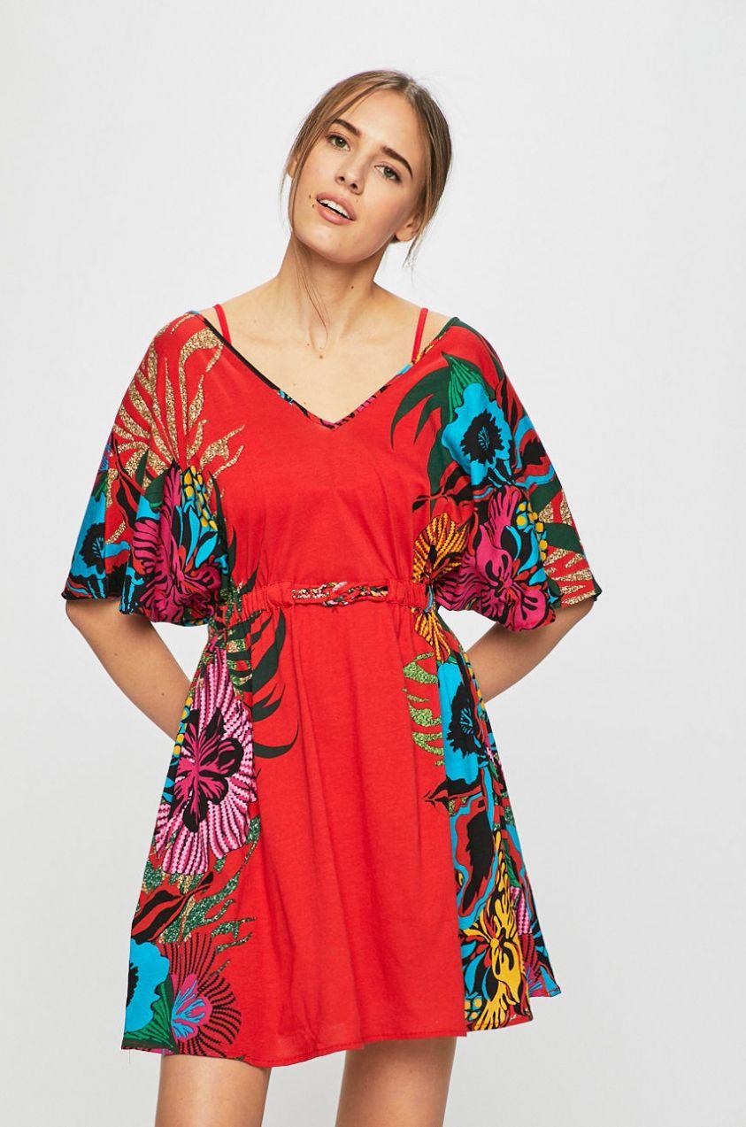 328cdf025c39 Desigual - Plážové šaty značky Desigual - Lovely.sk