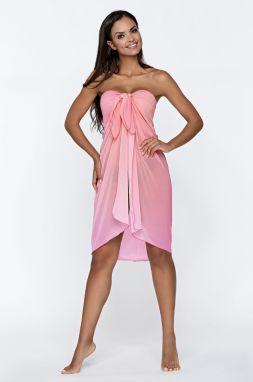 67d13dc03d98 Dámské vrstvené šaty pro plnoštíhlé Ptakmoda pt-sat1497 - Lovely.sk