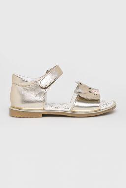 058f19a1a97a Zlatá detská obuv - Lovely.sk
