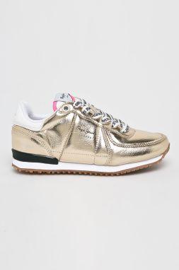 4a4872e307ff8 Detské ružovozlaté sandále 55395 značky Xti - Lovely.sk