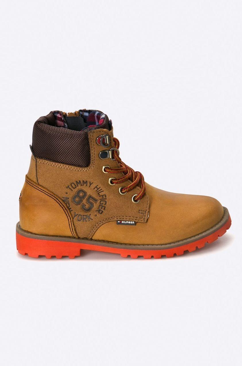 867708f8b0 Tommy Hilfiger - Detské členkové topánky značky Tommy Hilfiger - Lovely.sk