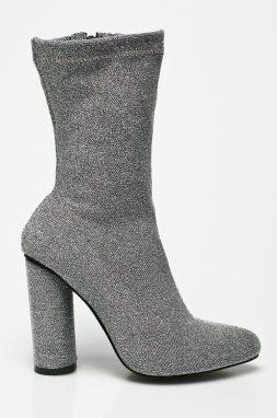 566eb2859b Betsy Dámske kotníkové topánky 978816   03-01 silver značky Bétsy ...