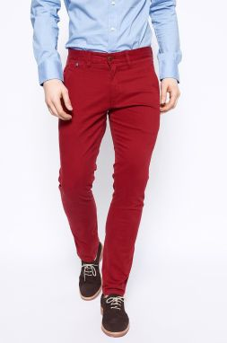 Hilfiger Denim - Nohavice Slim Chino Rerry