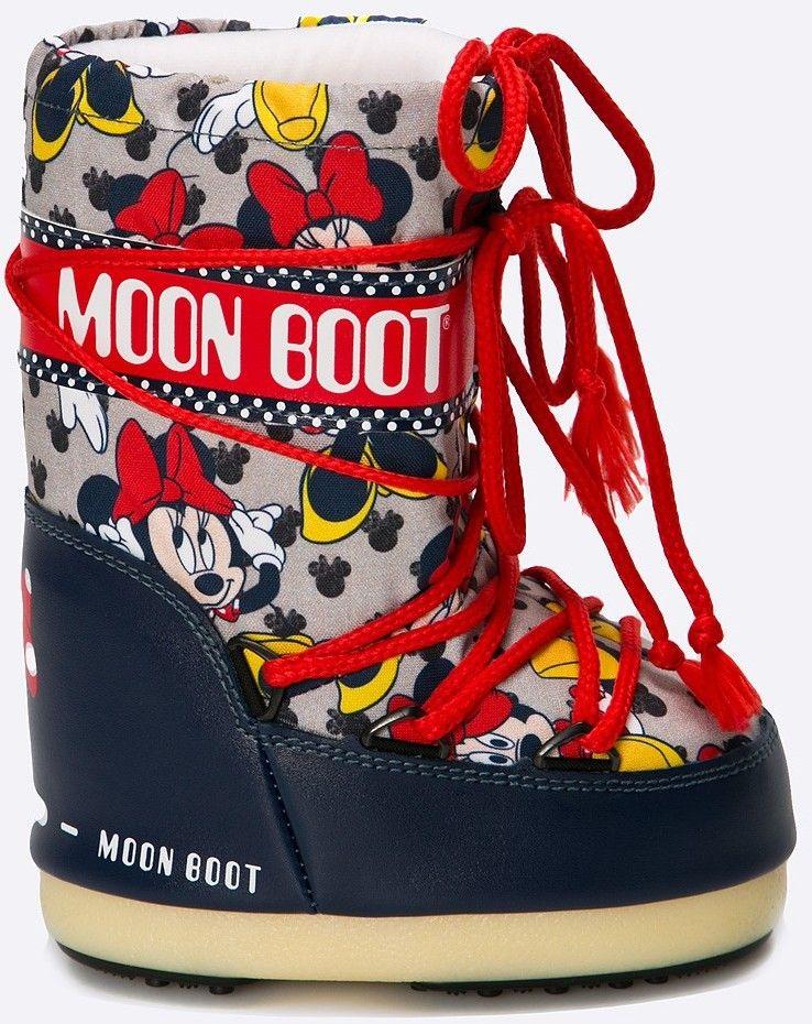 Moon Boot - Detské snehule Minnie značky Moon Boot - Lovely.sk de9621d40f