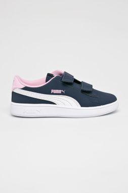 57353a9c80d96 Puma - Detské topánky Smash v2 Buck V Ps
