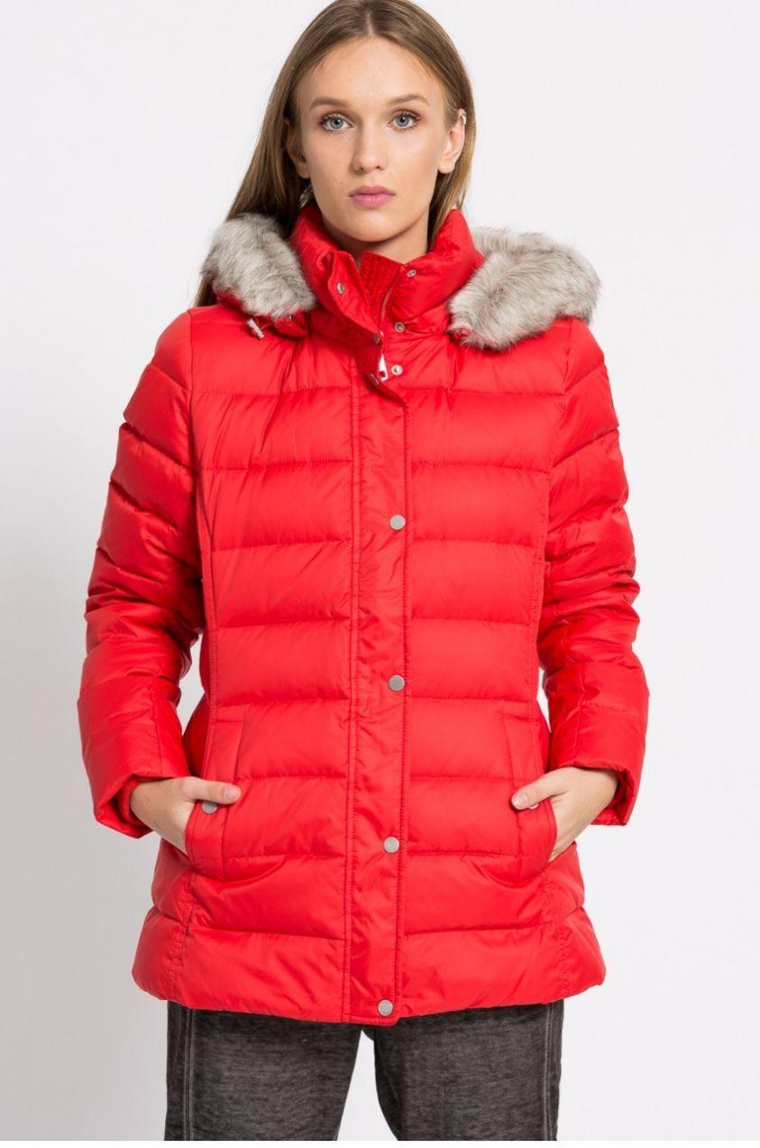 d02718c77 Tommy Hilfiger - Páperová bunda značky Tommy Hilfiger - Lovely.sk