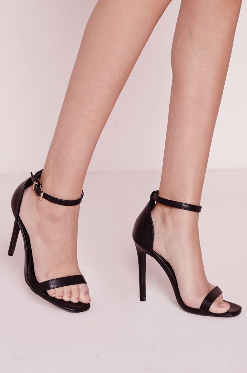 9722c80cd4da Missguided - Sandále Barely značky Missguided - Lovely.sk