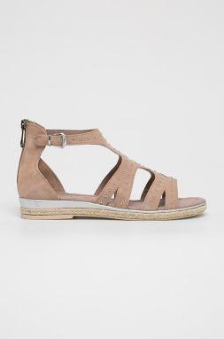 Sandále MARCO TOZZI 2 28724 22 Dune Metallic 412 značky