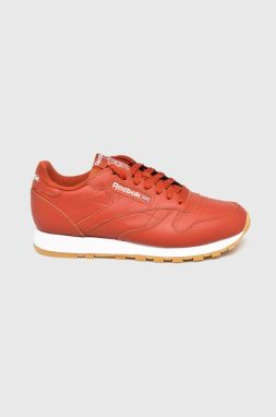 Reebok Classic - Topánky Cl Leather