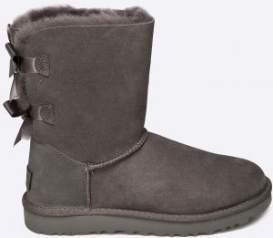 UGG - Topánky Bow GRY