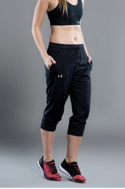 Under Armour - Nohavice Tech Capri - Solid