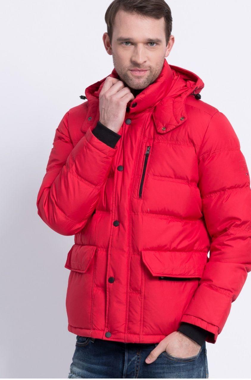 2017cd3d10 Tommy Hilfiger - Páperová bunda značky Tommy Hilfiger - Lovely.sk