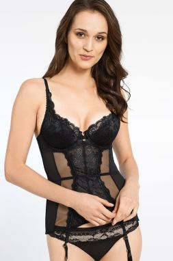 Gossard – Korzet Padded Balcony Basque