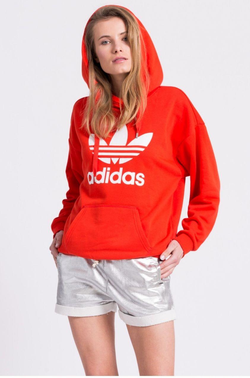 5525e3ae6 adidas Originals - Mikina Trefoil značky adidas Originals - Lovely.sk