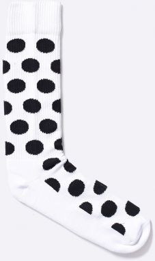 Happy Socks - Ponožky Athletic Big Dot