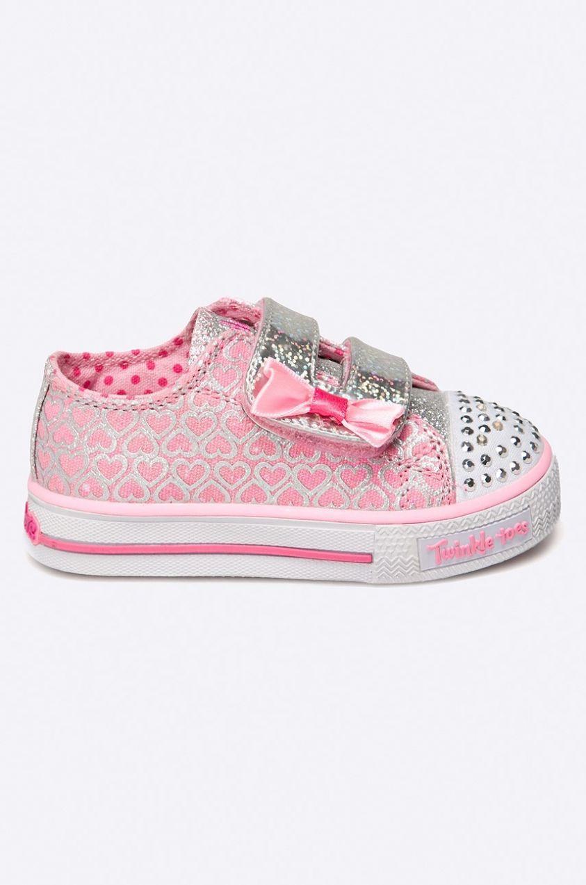 993a317381e Skechers - Detské tenisky twinkle toes značky Skechers - Lovely.sk