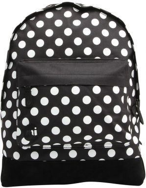 Mi-Pac - Ruksak All Polka Black 17L