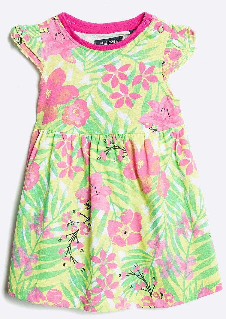 Blue Seven - Detské šaty 80-68 cm značky Blue Seven - Lovely.sk 6218fac670c