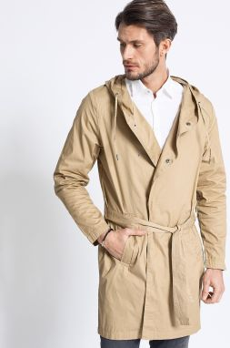 Review - Kabát Hooded Trench