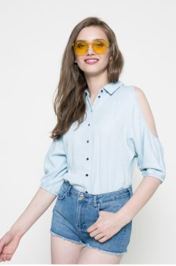 Guess Jeans - Košeľa Exposed Shoulder