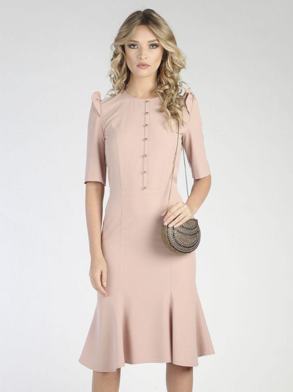 Grazia Dámske šaty GR17S PFD1002 LIGHT PINK značky Grazia - Lovely.sk 308c3302a1c