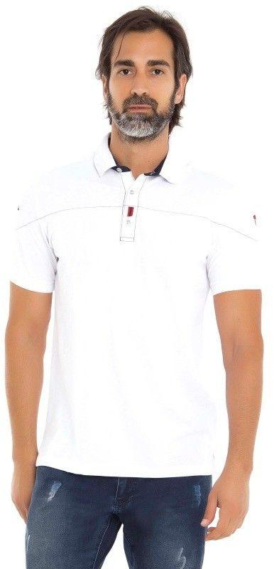 8a9aac6f4035 Giorgio Di Mare Pánske polo tričko GI2372548 White značky Giorgio Di Mare -  Lovely.sk