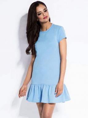 Dursi Dámske šaty DRESS 110 LIGHT BLUE