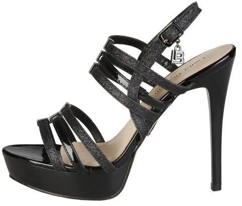 757462b01954 Laura Biagiotti Dámske sandále 430 STAR BLACK značky Laura Biagiotti ...