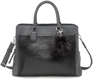 d61ca43656 Tamaris Elegantná kabelka Precious Handbag 2459172-001 Black značky ...
