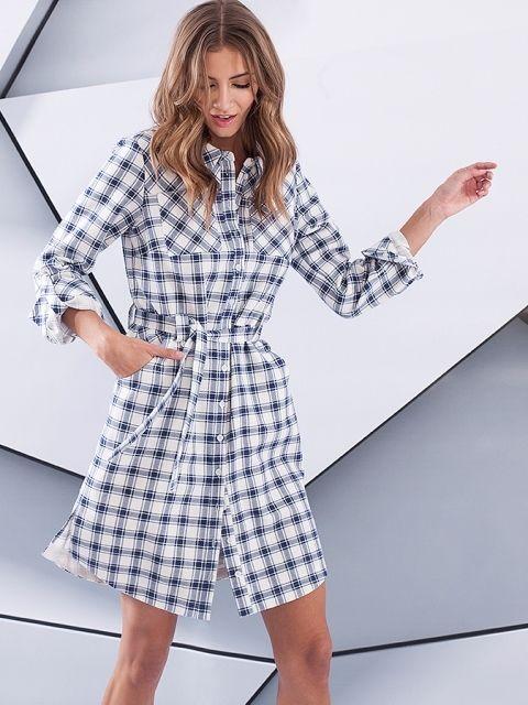 9a5e3d050dfd Afunguard Dámske košeľové šaty značky Afunguard - Lovely.sk