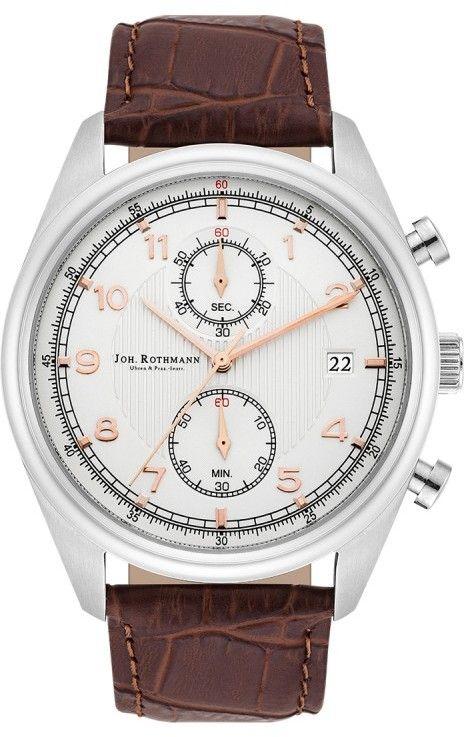 Joh. Rothmann Pánske hodinky 10030129 značky Joh. Rothmann - Lovely.sk 618fbd9d9a