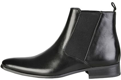 VERSACE 19.69 Pánske členkové topánky Chelsea PASCAL NERO značky VERSACE  19.69 - Lovely.sk b2bff987bc