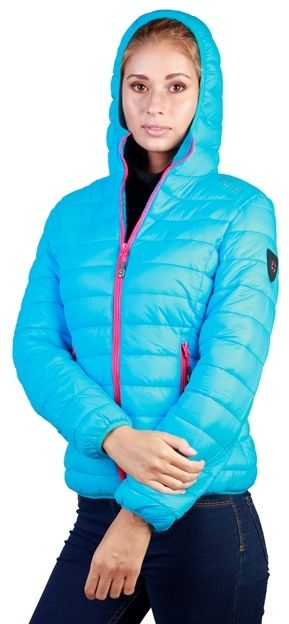 Geographical Norway Dámska bunda Andy_woman_turquoise