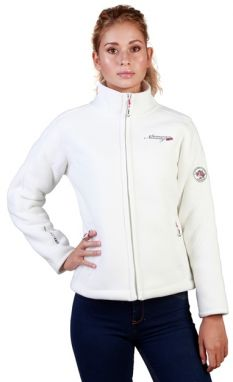 Geographical Norway Dámska mikina Tapir_woman_white
