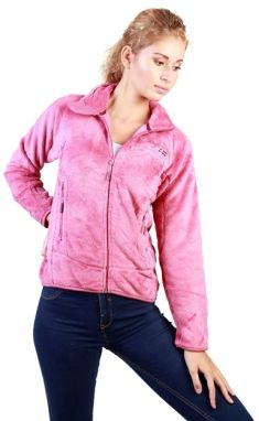 Geographical Norway Dámska mikina Uniflore_woman_powderpink