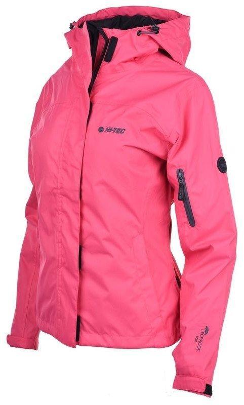 Hi-Tec Dámska športová bunda LADY MONS BRIGHT PINK   MOON GREY značky  HI-TEC - Lovely.sk e430cb7891a